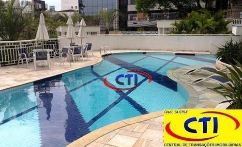 Imagem 1 de 30 de Apartamento À Venda, Centro, São Bernardo Do Campo. - Ap2078