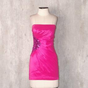 Vestido Curto Festa Casamento Formatura Pink