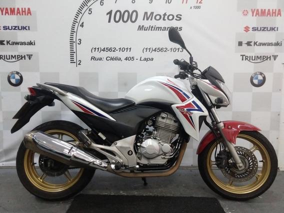 Honda Cb 300 2015 Abs Otimo Estado Aceito Moto