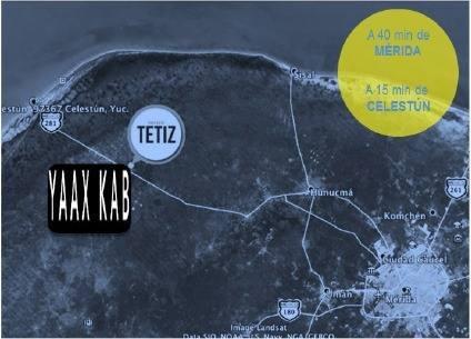 Terreno En Venta, Yaax Kab, Yuc. Ttv 299076