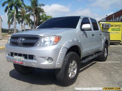 Toyota Hilux Automàtico