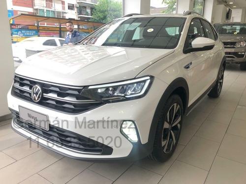 Volkswagen Nivus Comfortline 0km 2021 Nuevo Automático Vw G4