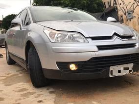 Citroën C4 Pallas 2.0 Glx Flex 4p