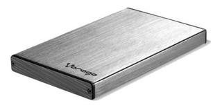 Gabinete Para Disco Duro De Laptop 2.5 Pulgadas Con Cable Usb 2.0 Carcasa Case Adaptador Conector Sata