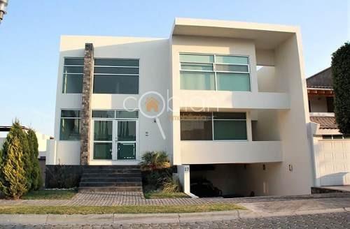 Residencia En Venta En Cluster 999, Lomas De Angelopolis I