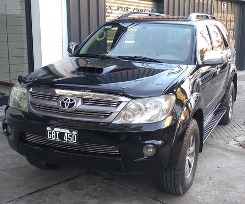 Toyota Hilux Sw4 4x4 Automatica