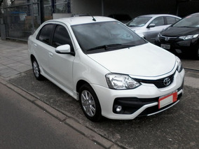 Toyota Etios Sd Xls 1.5 At