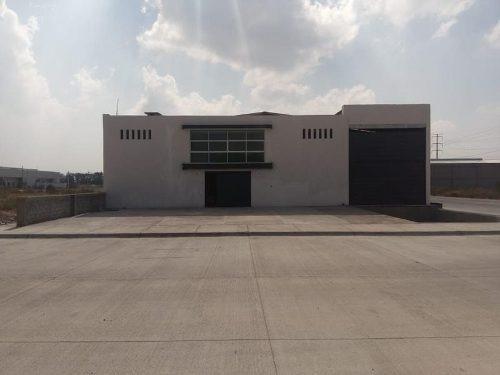 Rento Bodega Industrial En Puerto Interior