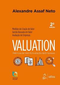 Valuation - Metricas De Valor E Avaliacao De Empresas - 2ª