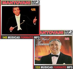 Mantovani Cd Com 19 Cd 278 Musicas Edição Especial