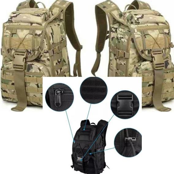 Mochila Tática Militar Assalt 40l Promoção