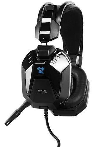 Headset Gamer Cobra H E-blue Ehs948 Pro Com Microfone