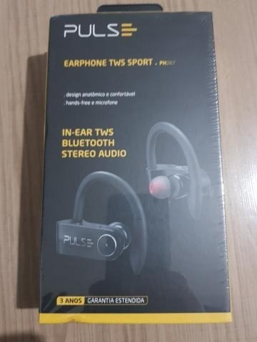 Earphone Sport Bluetooth 4.1 Tws Resistente À Água