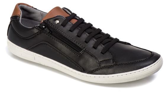 Sapato Sapatenis Masculino Casual Couro Sintético Promoção