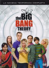 The Big Bang Theory La Teoria Del Big Bang Temporada 9 Dvd