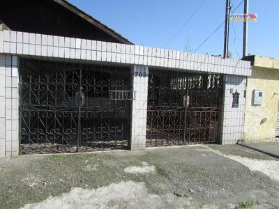 Casa Residencial À Venda, Vila Nossa Senhora De Fátima, São Vicente. - Ca0122