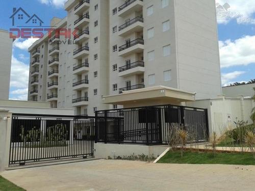 Ref.: 2487 - Apartamento Em Jundiaí Para Venda - V2487