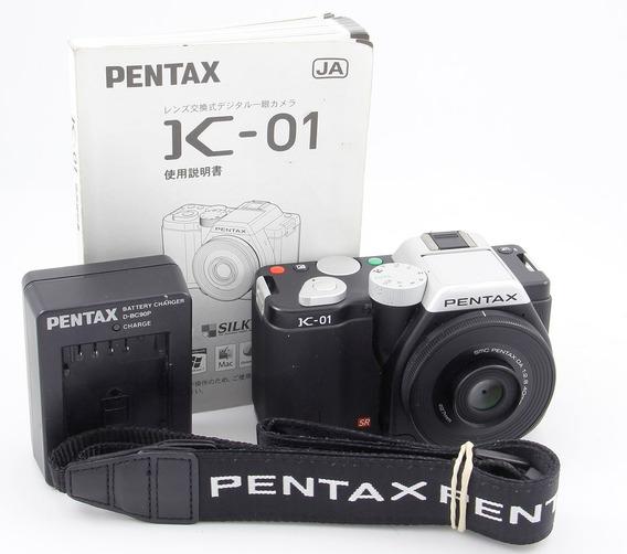 Pentax K-01 Con 40 2.8