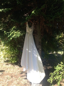 Vestido De Novia Marca Pronovias Talla 36-38