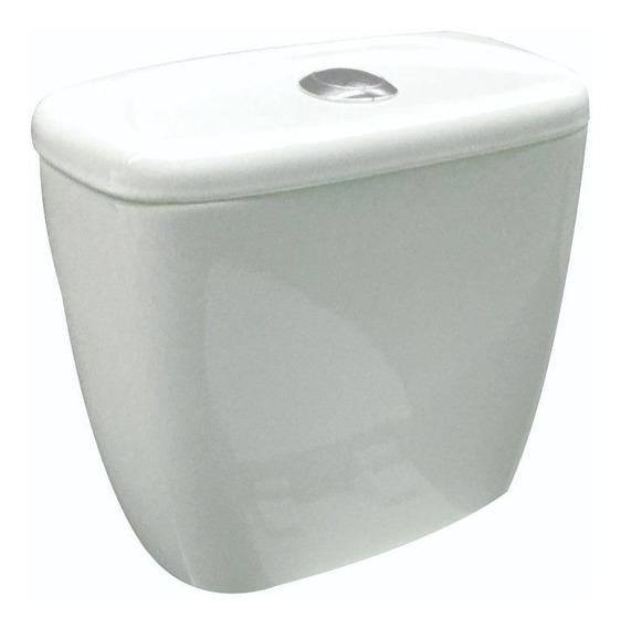 Tanque Depósito Para Sanitario Inodoro Botón Una Descarga