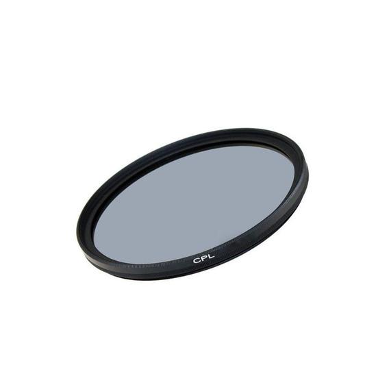 Filtro De Lente Polarizador 55mm Cpl Greika