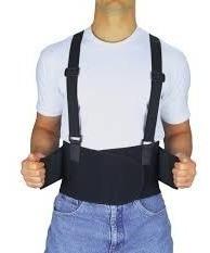 Faja Cinturón Soporte Espalda Postura Trabajador