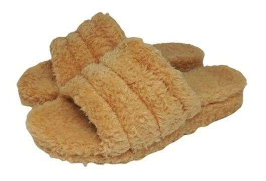 Pantuflas De Mujer C/ Peluche (pa/100)