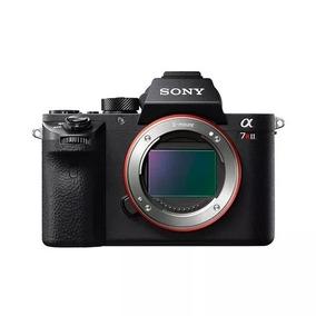 Camera Sony A7r2 Mirrorless E-mount 4k, Fullframe Bsi Corpo