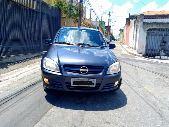 Chevrolet Celta 1.0 Spirit Flex Power 3p 2008/09