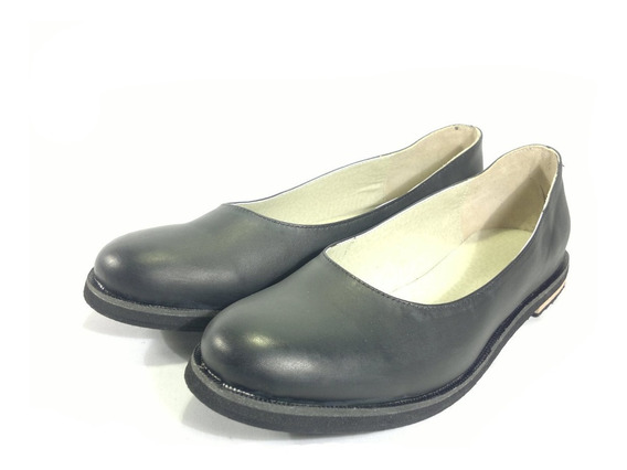 Zapatos Chatitas De Mujer Talles Grandes 41 42 43 En Moreno