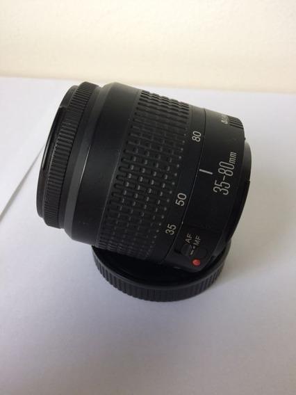 Lente Canon Zoom Lens Ef 35-80mm Arte Som