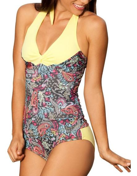 Vestidos De Baño Aquaro Control Abdomen Días De Playa