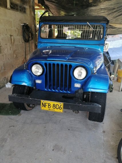Jeep Willys 1964 Willys
