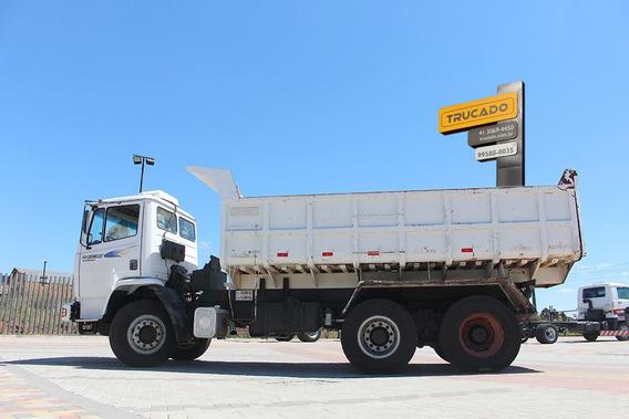 Caminhão Mb 2423 2007 Caçamba Comum 12 Metros