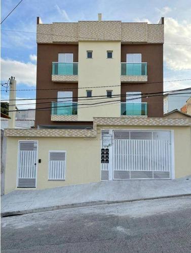 Imagem 1 de 19 de Cobertura Sem Condomínio Parque Oratório , Santo André , 2 Dormitórios Sendo 1  Suite , 1 Vaga De Garagem - Co2596