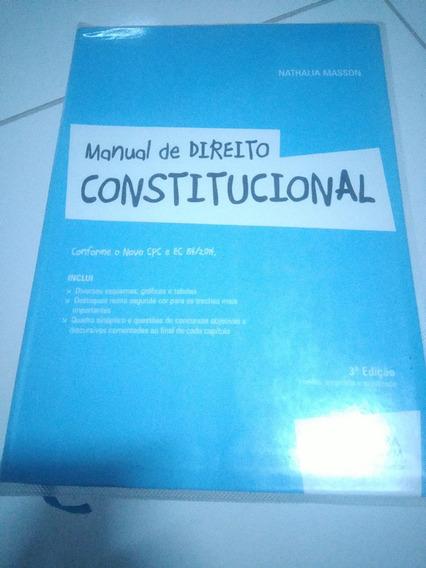 Direito Constitucional, 3ª Ed. 2015 - Nathalia Masson