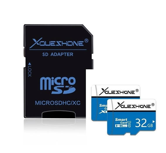 Cartão Ultra Sd 32g Micro Memoria Lacrado C/ Adaptador