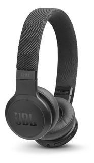 Audifonos Jbl Live 400bt Bluetooth Negro