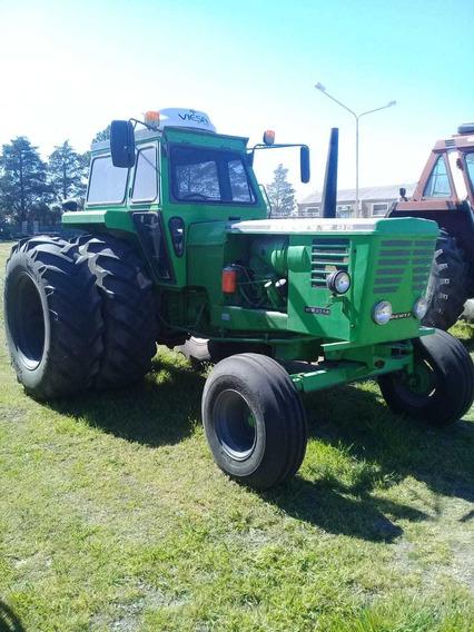 Tractor Deutz A-85, Año 1977