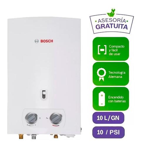 Bosch Terma A Gas Gn As0 10 Lt.+ Kit