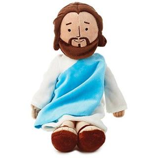 Muñeca Rellena My Friend Jesus, 13 Pulgadas