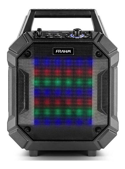 Caixa Ativa Multiuso Frahm Pb4000bt 200 Watts Rms - Ap0369