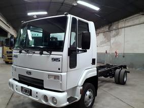 Ford Cargo 915 Mod 2013 70mil Km Reales De Fca