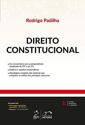 Direito Constitucional Rodrigo Padilha