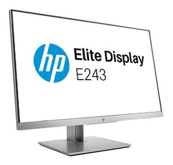 Monitor Hp Elitedisplay E243 24 Full Hd 1920x1080 60 Hz 1ms