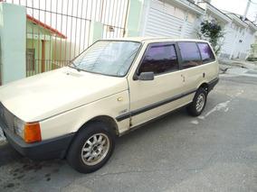 Fiat Elba 1.5 Ano 88 A Álcool Para Vendas De Ovos