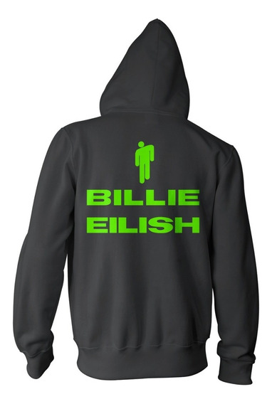 Campera Billie Eilish - Color Animal