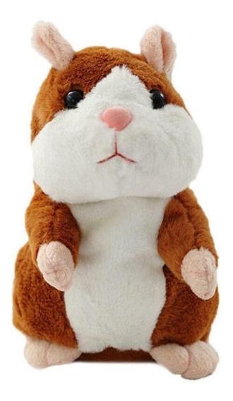 Hamster Falante Repete Tudo O Que Escuta - Hamster Falante