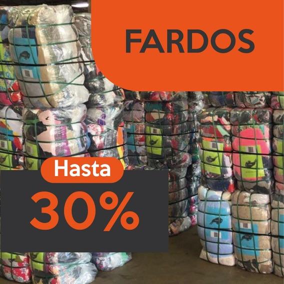 Fardo Parkas Liviana + Chaqueta 1era Calidad 20kg