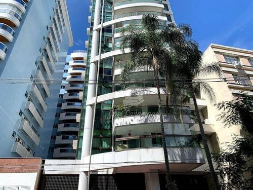 Apartamento Com 4 Dormitórios À Venda, 190 M² Por R$ 1.490.000 - Icaraí - Ap0740